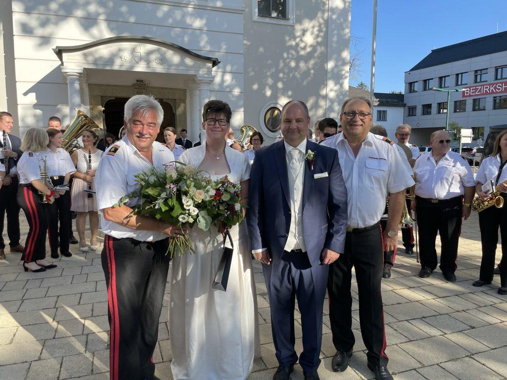 Hochzeit Markus und Tina